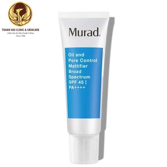 Kem dưỡng chống nắng Oil and Pore Control Mattifier Broad Spectrum SPF 45 | PA++++