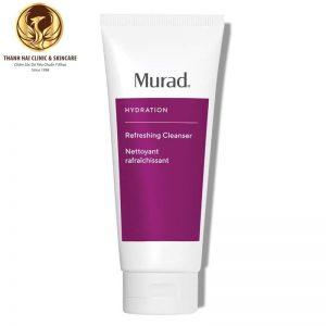 Sữa rửa mặt & Tẩy trang Refreshing Cleanser Murad