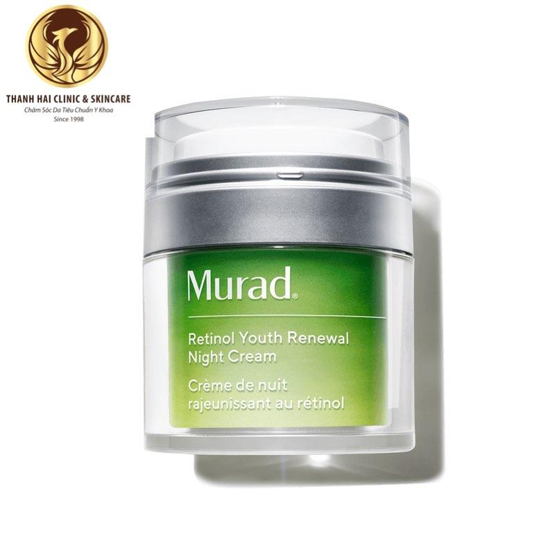 Kem dưỡng ban đêm trẻ hóa da Murad Retinol Youth Renewal Night Cream