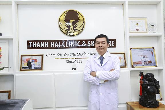Bác sĩ Phạm Hùng Cường