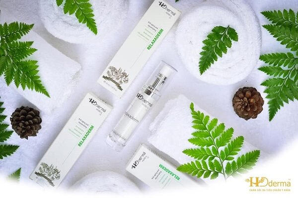 Kem dưỡng ẩm Herbal Relaxaderm