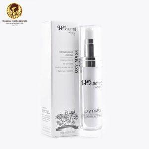 Mặt nạ oxy tươi Herbal Oxy Mask - Tăng cường dưỡng chất tự nhiên cho da