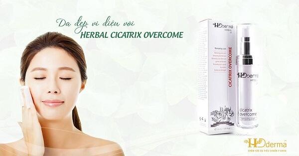 Tinh chất tái tạo Collagen Herbal Cicatrix Overcome