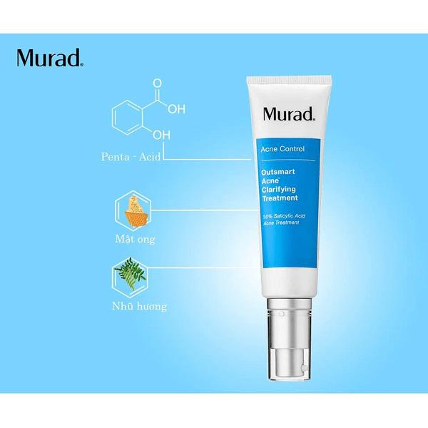 Serum trị mụn Murad có tốt không?