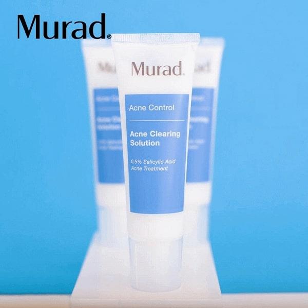 Kem trị mụn tầng sâu Murad Acne Clearing Solution