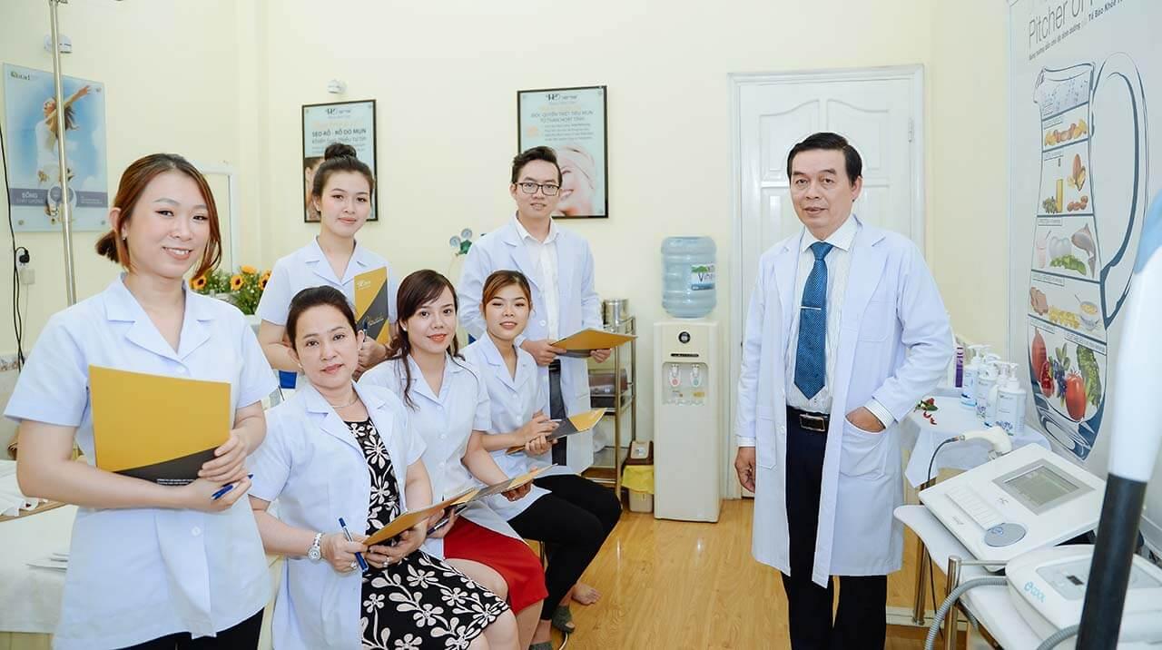 Đội ngũ Thanh Hải Clinic & Skincare