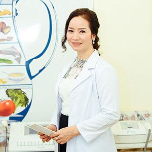 Chuyên gia Đặng Thị Thanh Hải