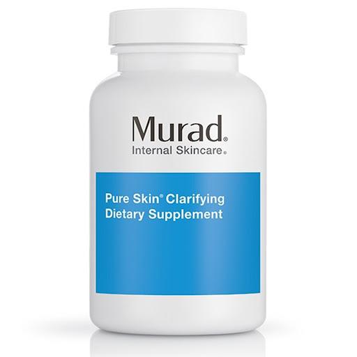 Viên uống trị mụn Murad Pure Skin Clarifying Dietary Supplement chính hãng
