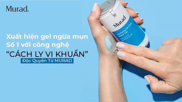 Công nghệ của sản phẩm cho đến bây giờ duy nhất chỉ có tại hãng Murad