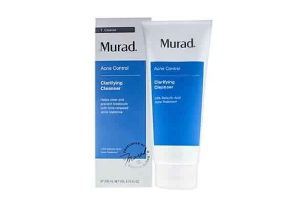 Gel rửa mặt giúp vừa giúp da sạch từ bên trong, vừa cung cấp độ ẩm cần thiết cho da