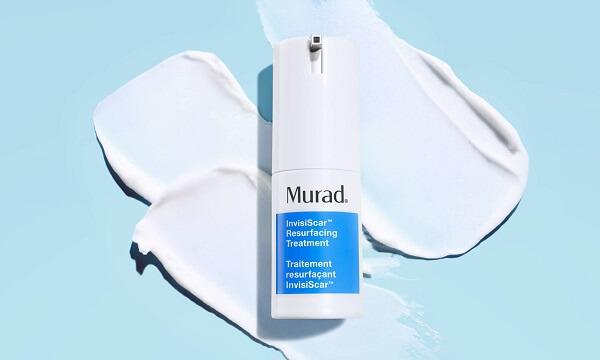 Gel trị thâm, sẹo mụn Murad Invisi Scar Resurfacing Treatment
