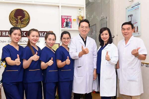 Thanh Hải sở hữu đội ngũ bác sĩ, chuyên gia, kỹ thuật viên giàu kinh nghiệm, chuyên môn cao