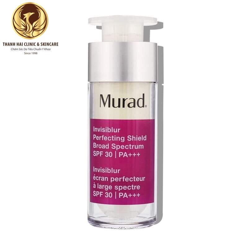 Kem chống nắng vô hình Murad Invisiblur Perfecting Shield SPF 30